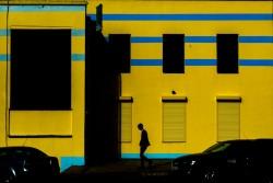Желтый город