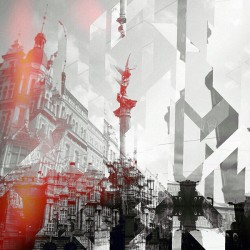 Площадь. Прага. Мозаика