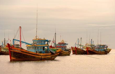 Стоянка кораблей