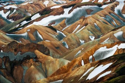 Долина в Исландии