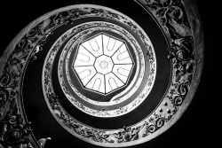 Лестничная спираль