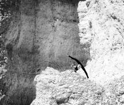 Акробатика в горах