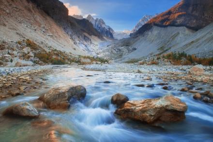 Вода камень точит