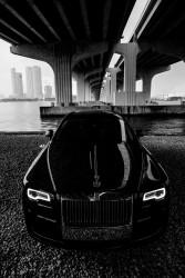 Rolls-Royce Ghost в Майами
