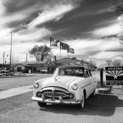 Ретро автомобиль. Аризона