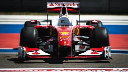 Феррари. Формула 1