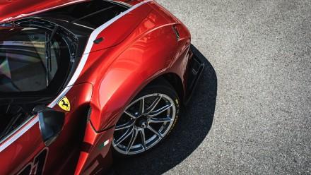 Красное Феррари. Формула 1