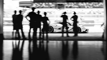 Черно-белая скорость. Формула 1