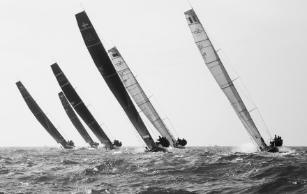 Черно-белые соревнования