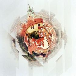 Улицы Праги. Мозаика