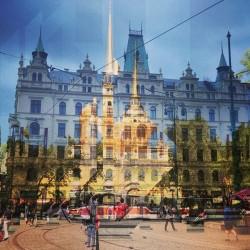 СПБ&Прага Мозаика