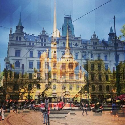 Красота смешения. СПБ&Прага