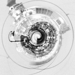 Черно-белая спираль. СПБ