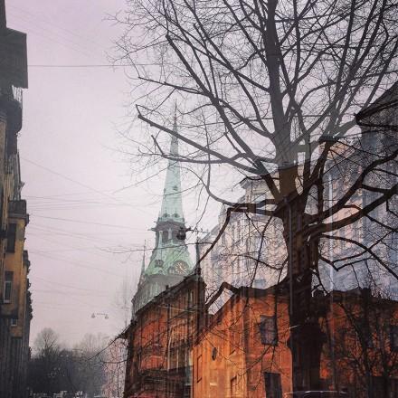 Красота смешения СПб&Стокгольм