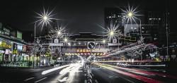 Звезды ночного города